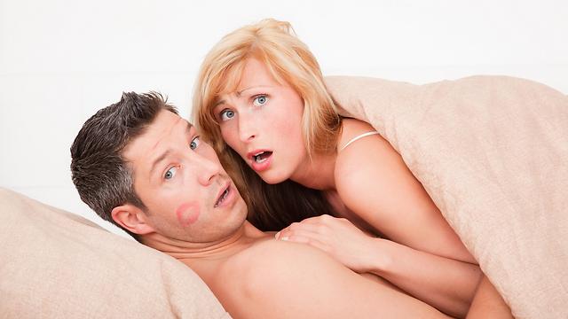 אז מה אם תפסו אתכם, לפחות עשיתם מין (צילום: shutterstock)