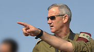 IDF Chief of Staff Benny Gantz Photo: IDF's Spokesperson Unit