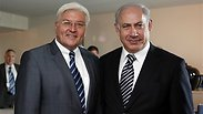Steinmeier and Netanyahu Photo: AP