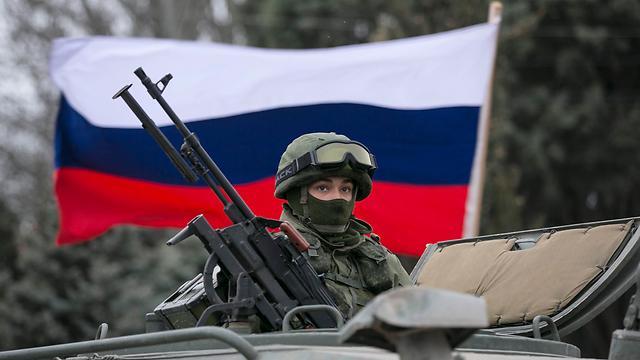Russian soldier in Balaklava, Ukraine (Photo: Reuters)