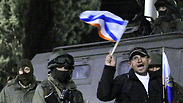 Armed men in Crimea Photo: AFP