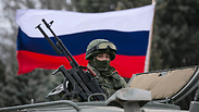 A Russian soldier in the Crimea region Photo: Reuters