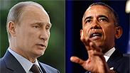 Putin and Obama Photos: AFP, Reuters
