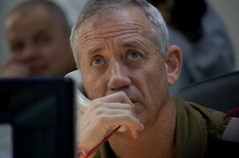 IDF Chief of Staff Benny Gantz (Photo:  IDF Spokesman) Photo: IDF Spokesman