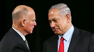 California Governor Jerry Brown and Prime Minister Benjamin Netanyahu Photo: AFP
