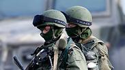 Russian troops in Ukraine Photo: Reuters
