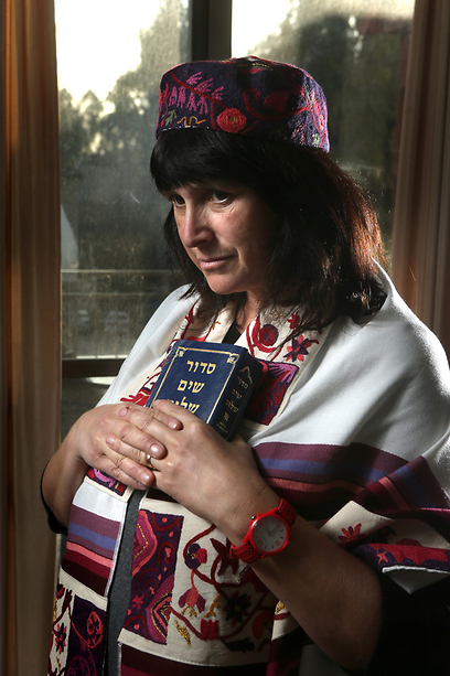 Susan Silverman. Named one of '10 sexiest rabbis' (Photo: Alex Kolomoisky)