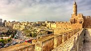 ירושלים מגדל דוד Photo: Shutterstock