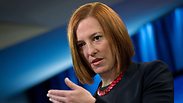 State Department spokeswoman Jen Psaki Photo: AFP