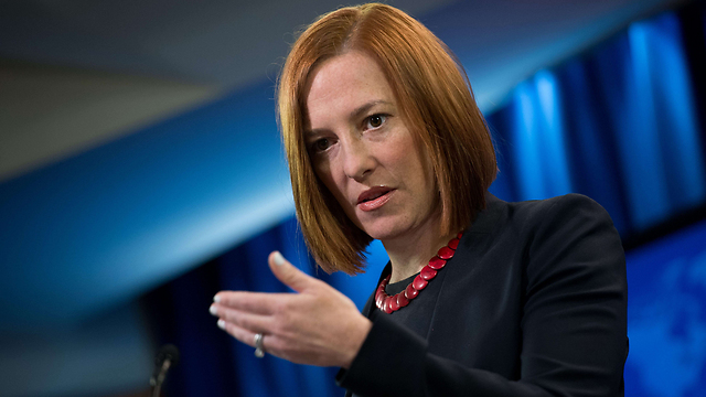 Jen Psaki, spokesperson for the US State Department. (Archive Photo: AFP) (Photo: AFP)