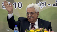 PA President Abbas at the Fatah Council meeting in Ramallah. Photo: AP