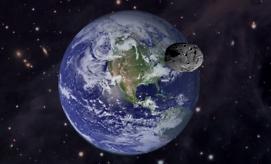 אסטרואיד בדרך לכדור הארץ?
