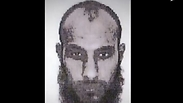 Portrait of killed terrorist