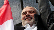Hamas' prime minister in Gaza Ismail Haniyeh. The lesser of two evils Photo: Reuters