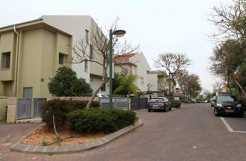 כפר סבא. בית הספר אוסישקין נחשב לאחד הטובים באזור השרון (צילום: עידו ארז)