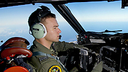 Australian air force searching for missing plane Photo: AFP