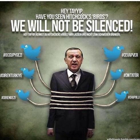 Turkish Prime Minister Recep Tayyip Erdogan Twitter ban