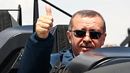 Turkish Prime Minister Tayyip Erdogan Photo: AFP