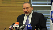 Lieberman. 'This is not how you run negotiations.' Photo: Gil Yohanan