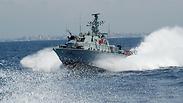 Israeli naval ship Photo: Barel Ephraim