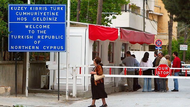 מהווה כרגע 36 אחוזים מהאי. קפריסין הטורקית (צילום: Gettyimages)