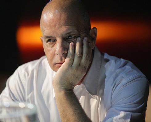 Former Shin Bet Director Yuval Diskin.