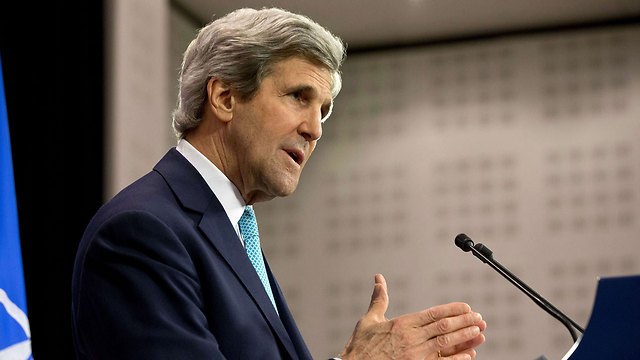 US Secretary of State John Kerry (Photo: AFP)