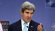 Kerry risks looking desperate Photo: AFP