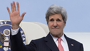 US Secretary of State John Kerry Photo: AFP