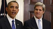 Obama and Kerry. Lack of historical understanding and reading of the signs Photo: Reuters