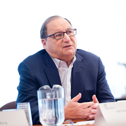 Director of Anti-Defamation League Abraham Foxman. (Photo: Amitay Ruderman)