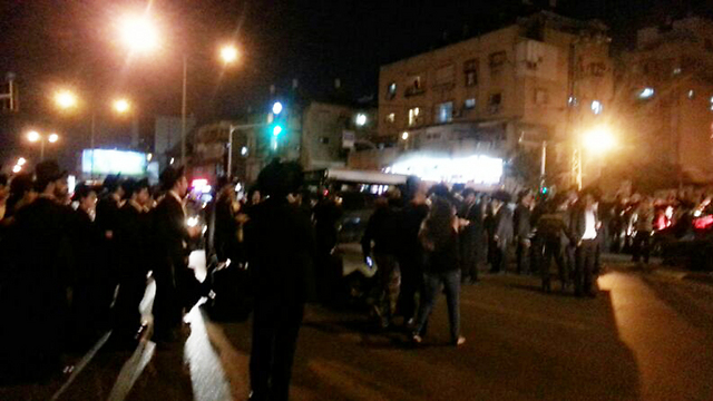 Bnei Brak, (Photo: Yitzhaki Avitan, News 24)