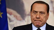 Berlusconi says he is freind of Jews Photo: AFP
