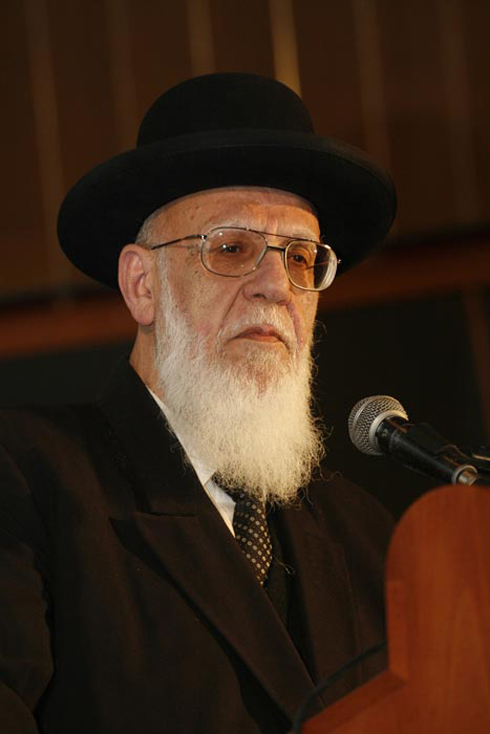 Rabbi Shalom Cohen (Photo: Nir Rosenberg)