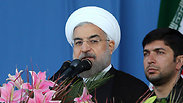 Hassan Rouhani Photo: EPA