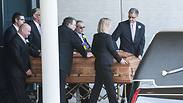 Funeral of KC shooting victims Photo: AFP