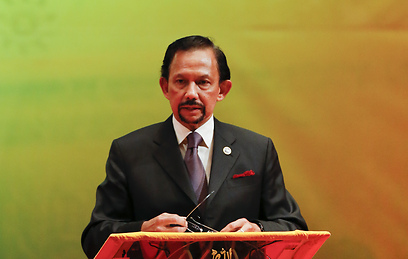Sultan Hassanal Bolkiah (Photo: AP)