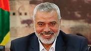 Hamas' Ismail Haniyeh. In Israel's crosshairs Photo: Reuters