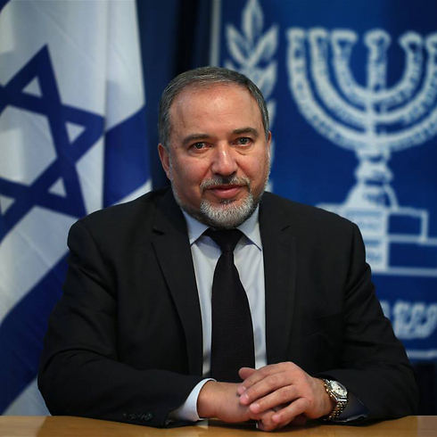 Foreign Minster Avidgor Lieberman plead guilty to assaulting a 12-year-old in 2001 (Photo: Foreign Ministry) Photo: Foreign Ministry
