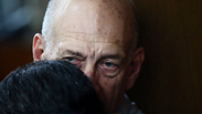 Olmert could face up to seven years in prison Photo: Motti Kimchi
