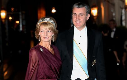 Crown Princess Margarita and Prince Radu (Photo: Getty Images)