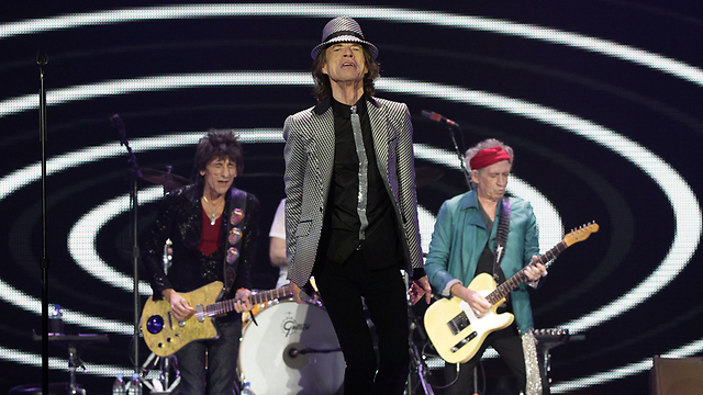 Rolling Stones in concert (Photo: MCT) (Photo: MCT)