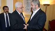 Abbas and Mashal Photo: Reuters