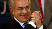 Al-Sisi's rival: Leftist Hamdeen Sabahi Photo: Reuters