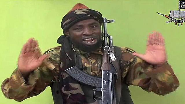 Leader of Boko Haram, Abubakar Shekau (Photo: AFP) (Photo: AFP)