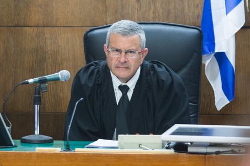 Judge Rosen: Public servant who accepts bribes is traitor (Photo: Yotam Ronen)