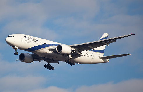 El Al flight (Photo: Shutterstock)