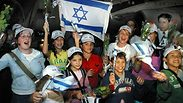 Not one immigrant cancelled arrival. New olim from France (archives) Photo: Sasson Tiram