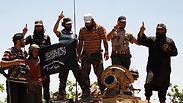 Nusra Front rebels Photo: Reuters