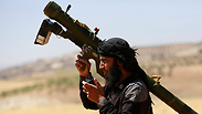 Jihad fighter in Syria Photo: Reuters